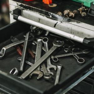 Factory Workshop & Maintenance